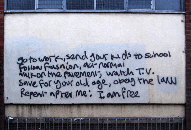 Eu sou livre