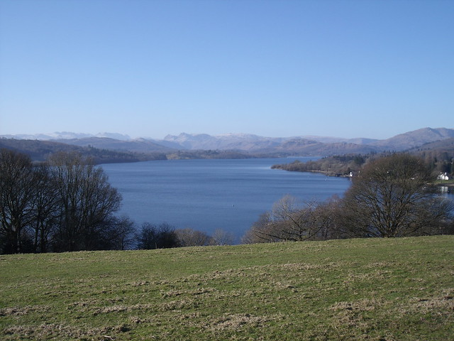 Lake Windermere from Queen Adelaide's Hill