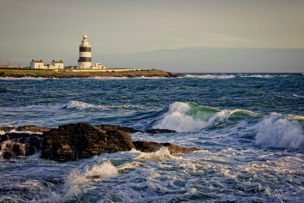 Hookhead Lighthouse, Ireland