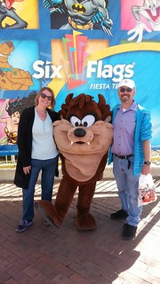 Six Flags 20th Anniversary Trip