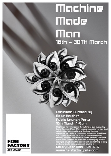 Machine Made Man Poster