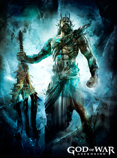 God of War: Ascension – Poseidon