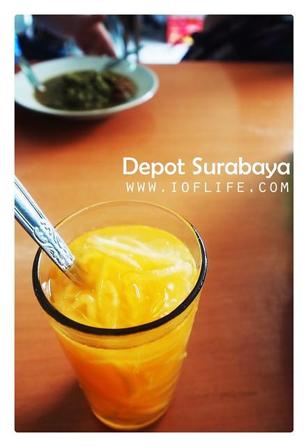 Depot surabaya_es blewah