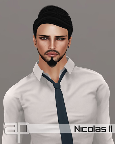 [Atro Patena] - Nicolas II / Collabor88 by MechuL Actor
