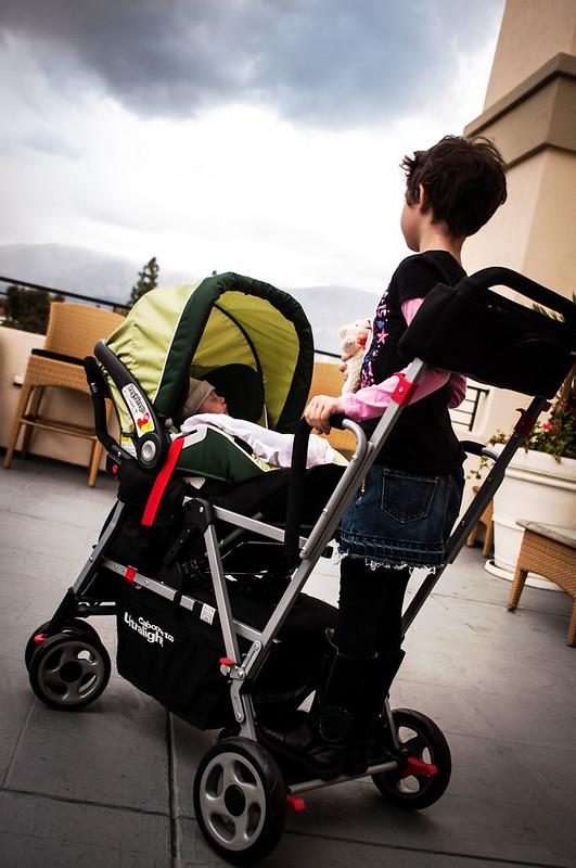 joovy caboose too ultralight stand on tandem stroller