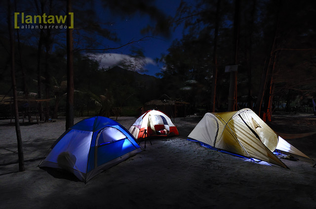 Tent light
