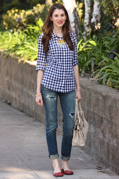 Gingham Casual2