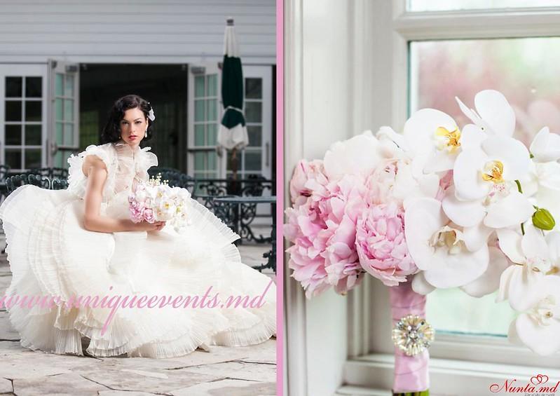 Unique Events: decorațiuni pentru nuntă > Foto din galeria `Buchetul miresei`