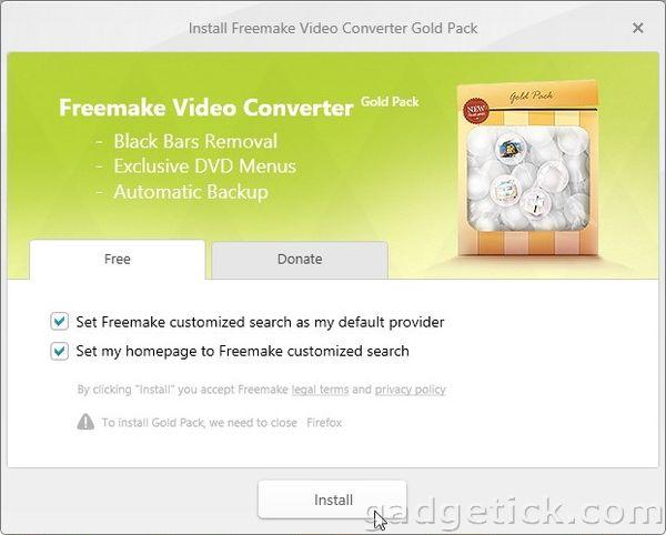 Freemake Video Converter 4.0