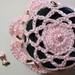 crochet hair bun ballet