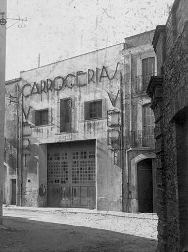 Carrer Figueres 1950