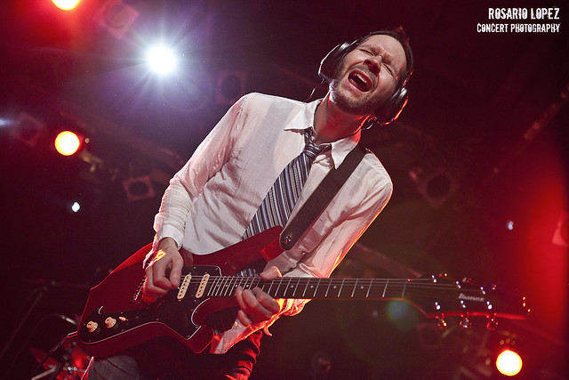 Paul Gilbert at Razzmatazz 2