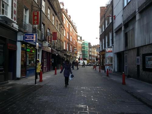 Lisle Street Chinatown