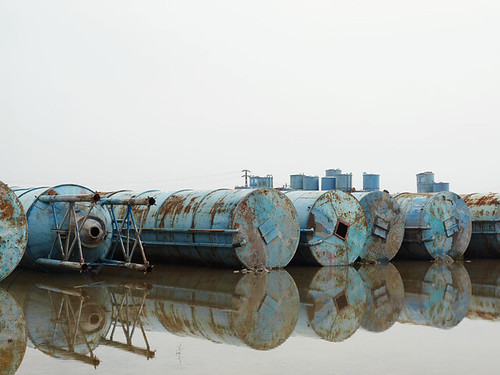 hiepler, brunier, blue silos