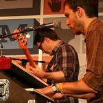 Fri, 15/03/2013 - 4:40pm - Pickwick at the Public Radio Rocks Day Stage, SXSW, Austin, TX. 3-15-2013. Photo by Laura Fedele