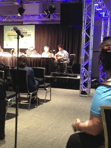 Nick Lowe Panel