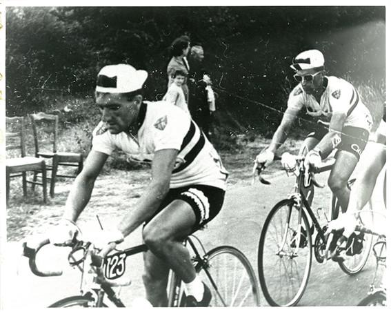 John Kennedy Tour de France 1960