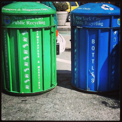 #trash #green #blue by ShellyS