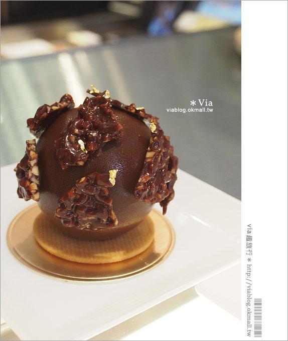【台中咖啡廳】台中甜點推薦~小梗甜點咖啡!超好吃的季節&每日限定草莓千層!29
