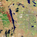 First new LAndsat Images show Colorado Front Range