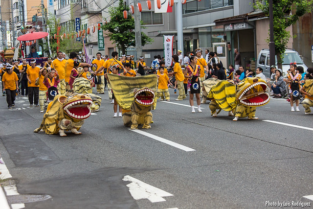 Festival Sansha Taisai de Hachinohe-59