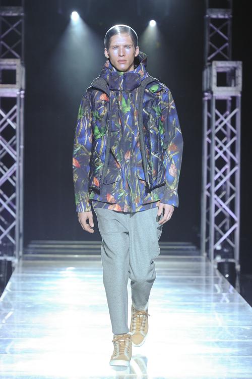FW13 Tokyo yoshio kubo053_Thomas Aoustet(Fashion Press)