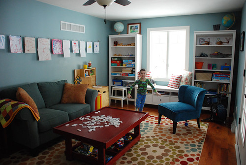 Playroom re-do