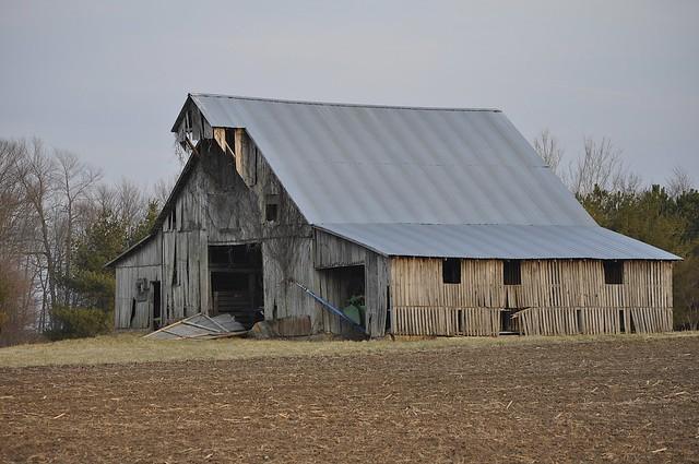 Indiana Barn Flickr Photo Sharing