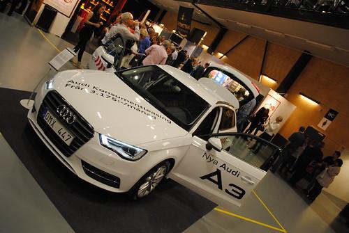 Audi Vin & Ost mässan Örebro