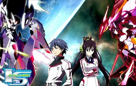 Anime de Infinite Stratos Poderá ter Sequência!