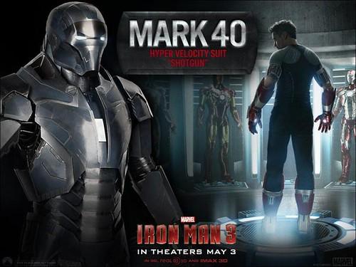 """Mark 40 - """"Shotgun"""""""