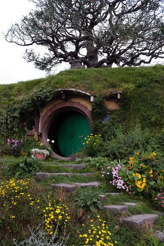 Frodo's House