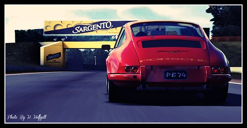 1973 Porsche Stinger by Papa Borgia 74