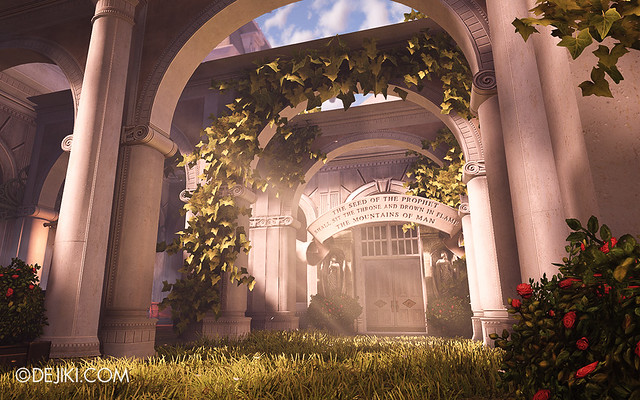 BioShock Infinite - Gardens of Welcome