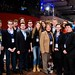 Die jungen bayerischen Delegierten mit Sabine Leutheusser-Schnarrenberger