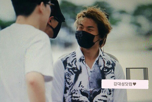 Big Bang - Incheon Airport - 25aug2015 - kangdot0426 - 01