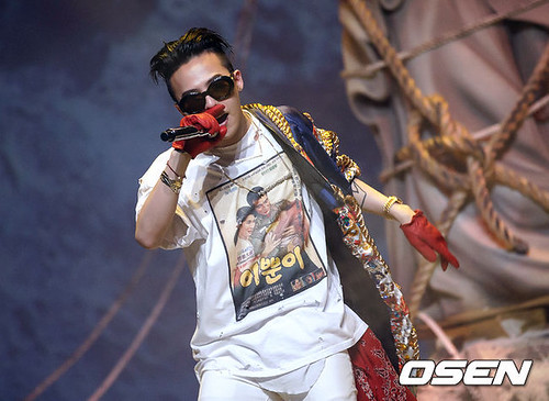 Big Bang - Mnet M!Countdown - 07may2015 - Osen - 07