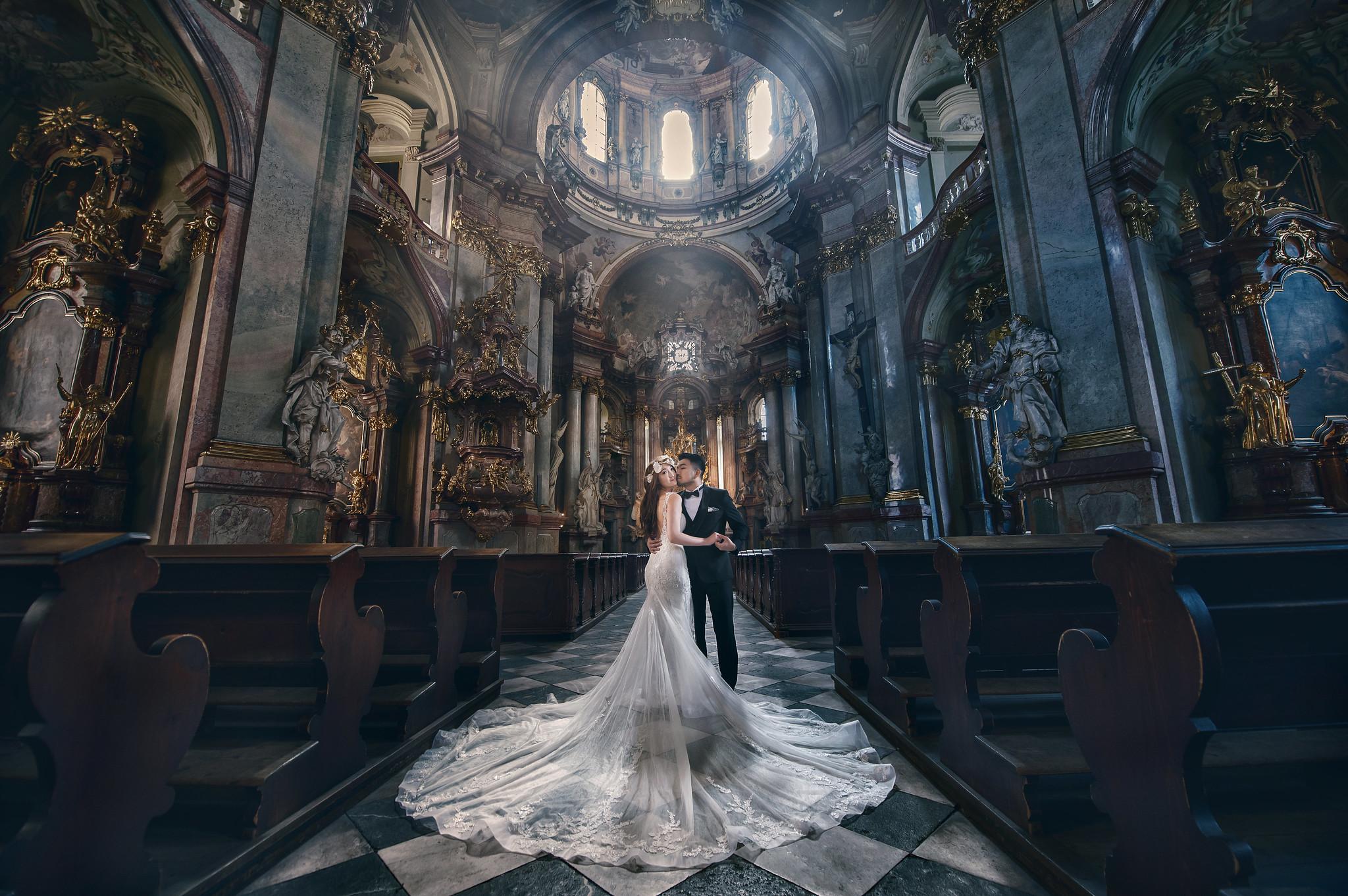 婚攝東法, 海外婚紗, 旅行婚紗, Donfer, Donfer Photography, 藝術婚紗, 婚紗影像, Praha, 布拉格婚紗