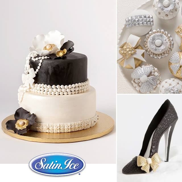 Fashion Cake by Satin Ice