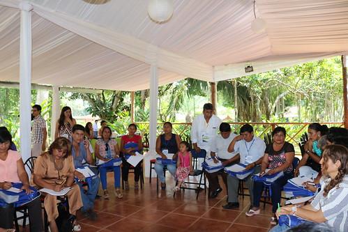 3er dia: Conferencias, Taller, mesa de trabajo y Clausura CONGRESO MUNDIAL 2016 - TARAPOTO