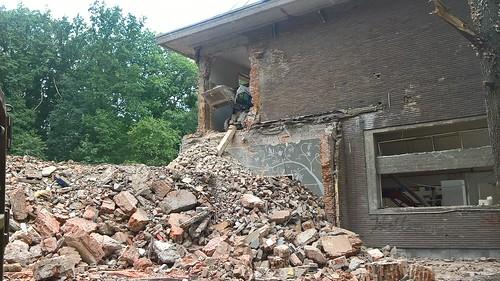 afbraak oude bouw (6)