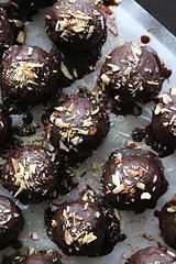 chickpea truffles