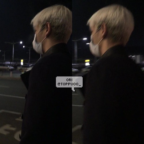 TOP - Incheon Airport - 22jan2015 - Toppuoo_ - 03
