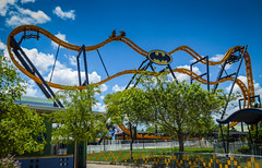 Fiesta Texas, Batman