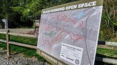 Black Diamond Open Space trailhead dedication