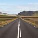 Hringvegur (Ring Road) near Pétursey, Iceland by maxunterwegs