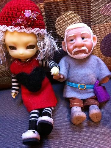 HoPe's DeY Be StocKed FullMosT O Fairy Dusties! by DollZWize