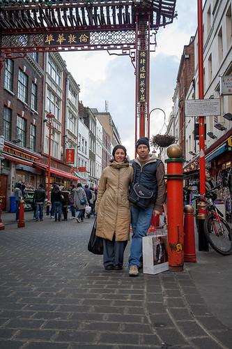 barrio chino, London. 2008
