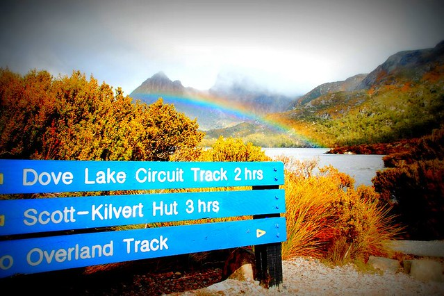 Dove Lake Circuit Track