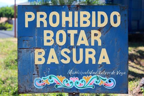 spanish sign
